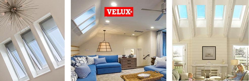 VELUX® Skylights & Sun Tunnels