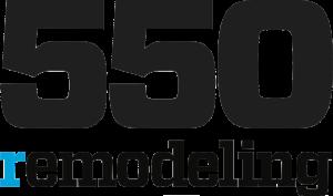 Remodeling Magazine 550 Award