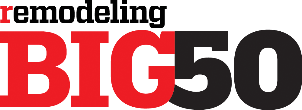 Remodeling Magazine Big 50 Award